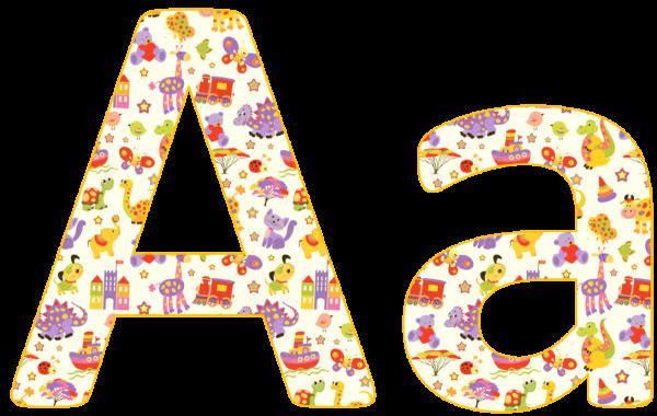 Как красиво оформить букву к 134