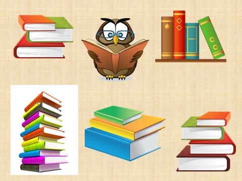 книги чтение шаблон 2