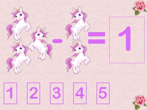 математика для девочек 2