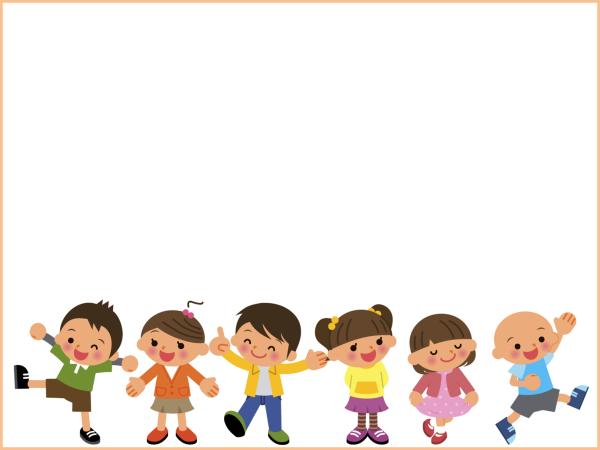 шаблон дети превью 1