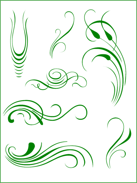 Образец шрифта ARIDI90