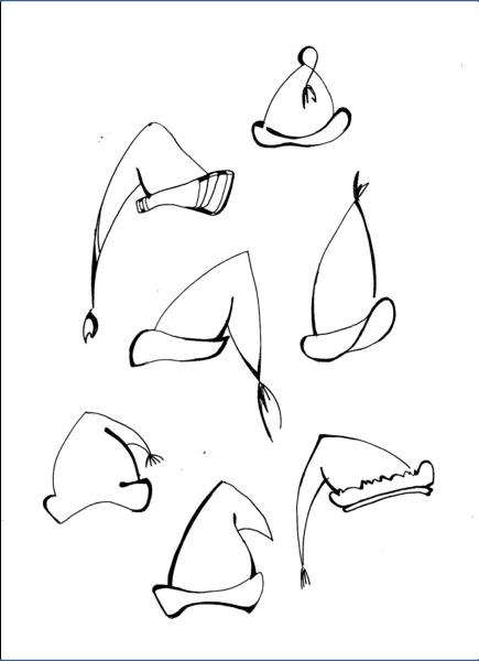 Колпаки семи гномов