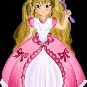 девочка-принцесса