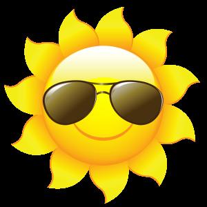 Солнышко картинки нарисованное 6