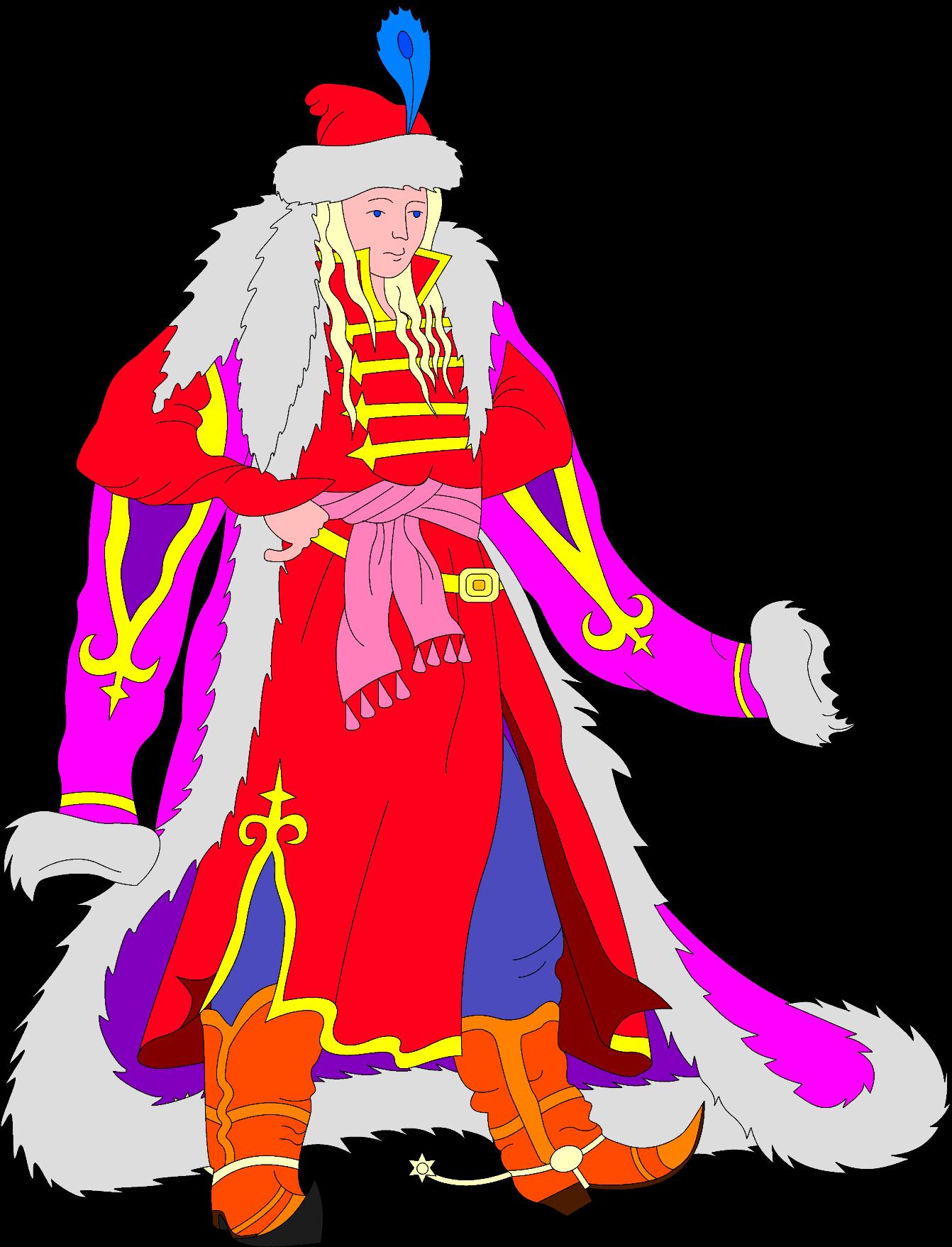 герои русских сказок 1
