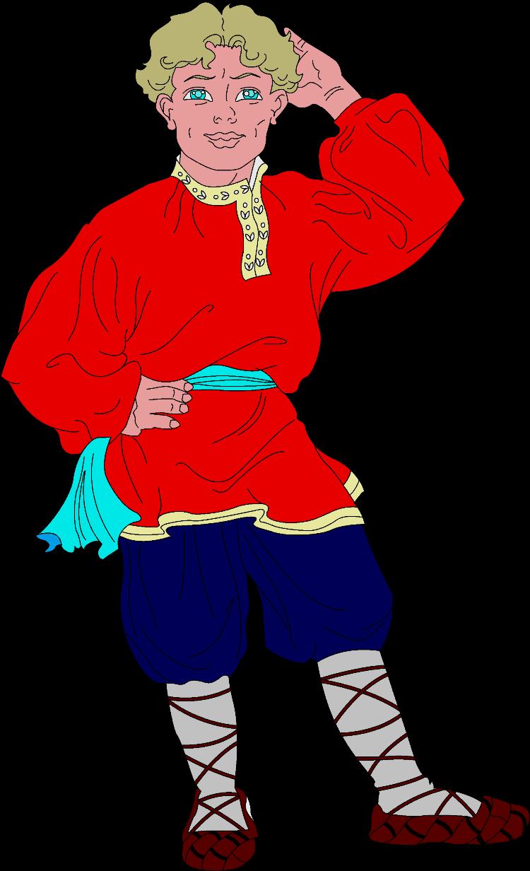 герои русских сказок 15