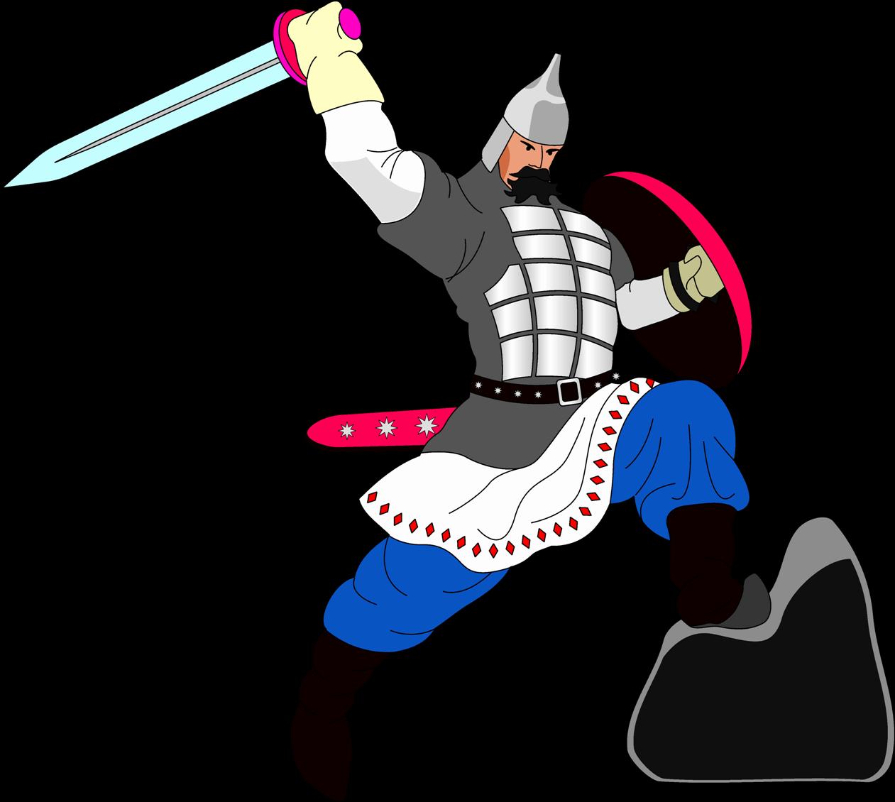 герои русских сказок 17