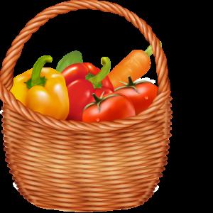 овощи корзина