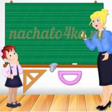 Наш класс на уроке шаблон 2