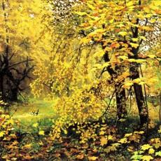 Остроухов И.С. Золотая осень