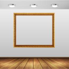 выставочный зал шаблон 3