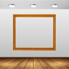 выставочный зал шаблон 4