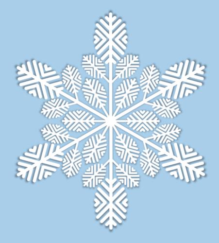 снежинка превью
