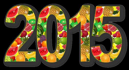 цифры фруктовая сказка