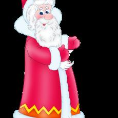 Дед Мороз 1