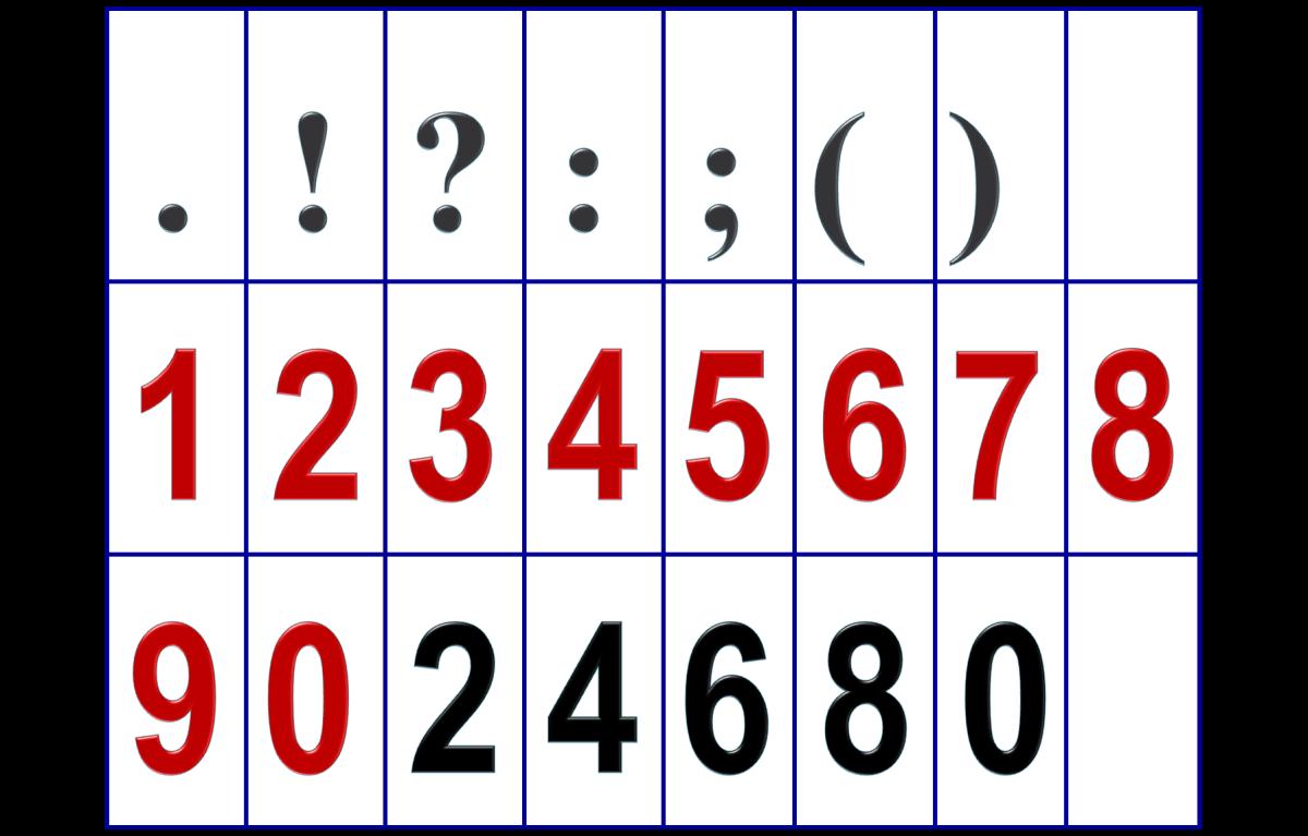 Знаками препинания разные картинки 5