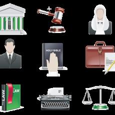 иконки правосудие