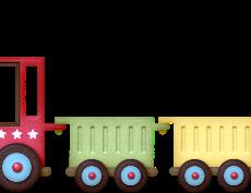 паровозик 011