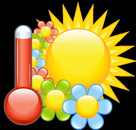 погода-картинки для уголка прроды превью