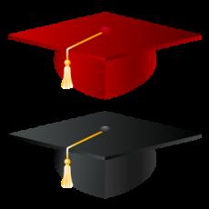 шапка-бакалавра