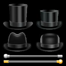 шляпы-и-трости