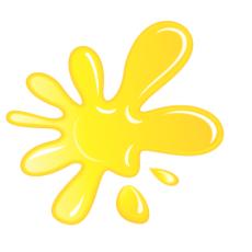 желтый 1