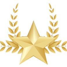золотая-звезда-золотой-лавровый-венок