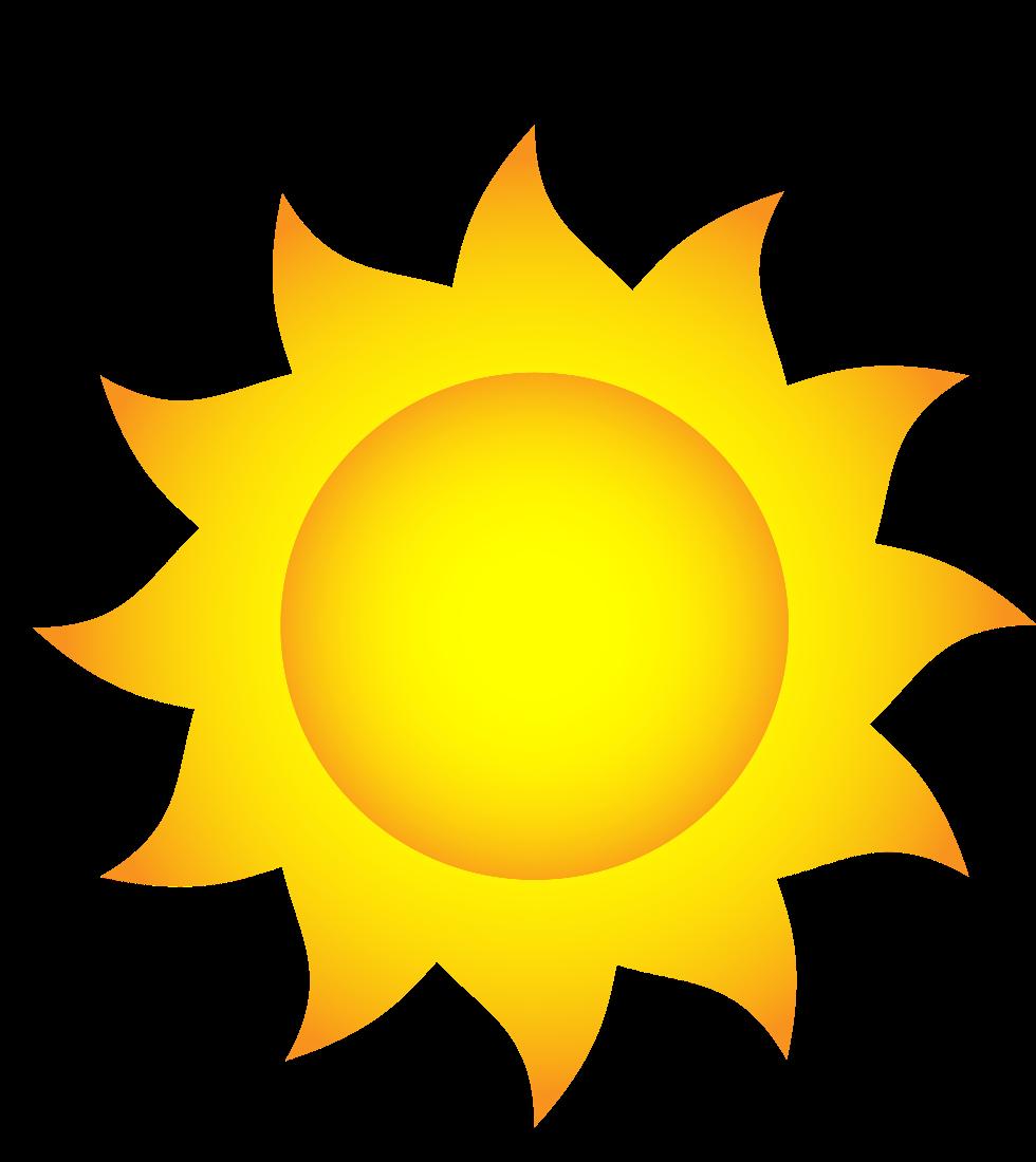 временем картинки солнышко солнце этих интересных