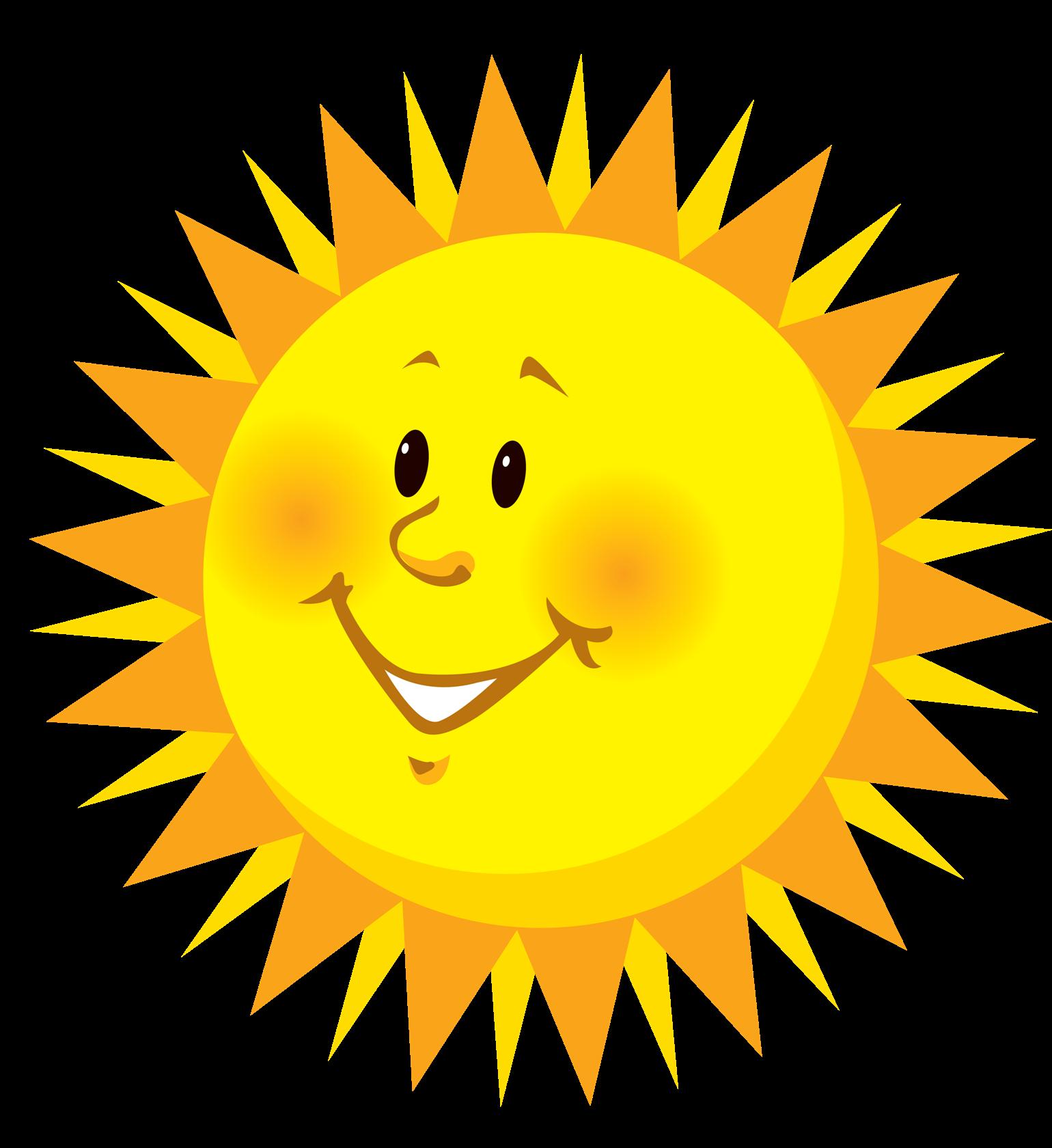 картинка улыбающаяся солнышко всегда