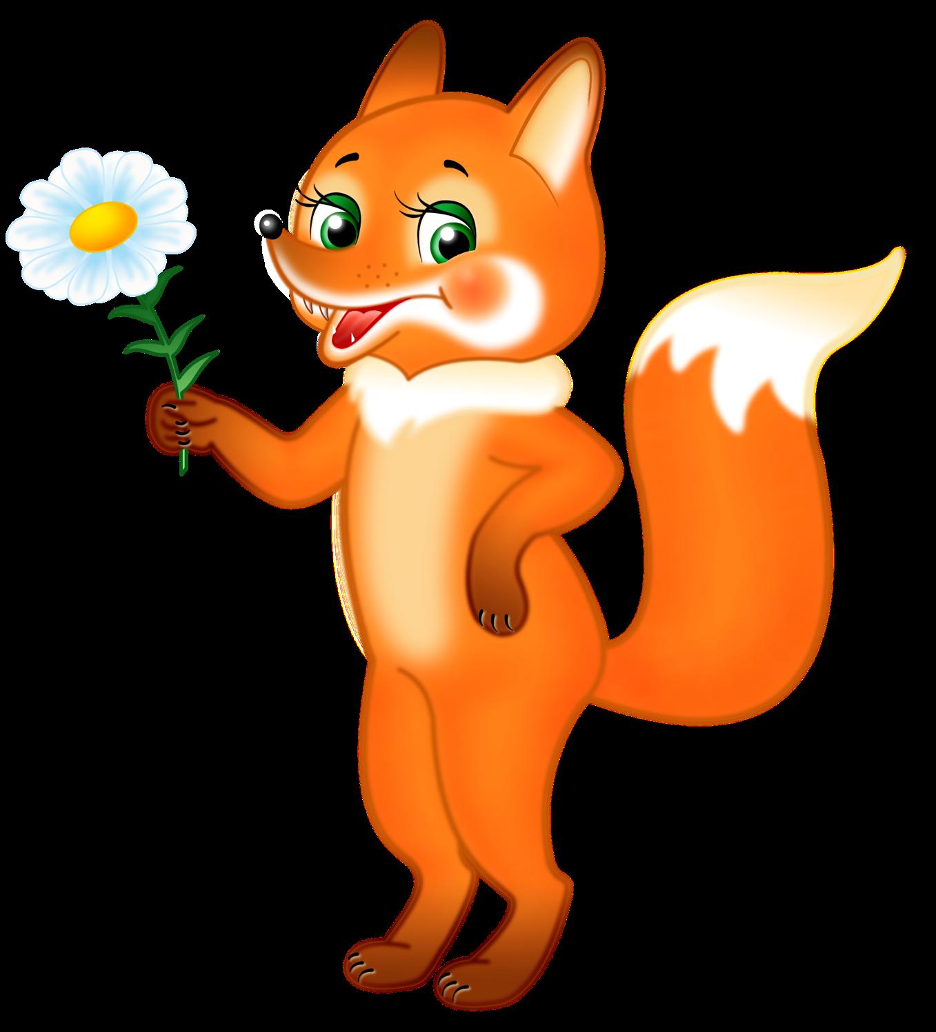 Картинки с лисичками для детей
